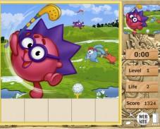 Игра Split image & balls онлайн