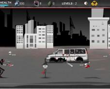 Игра Stick Out Assault онлайн