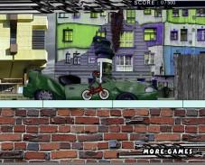 Игра Stickman Combo Stunts онлайн