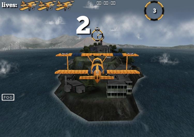 Игра Stunt Pilot 2 San Francisco онлайн