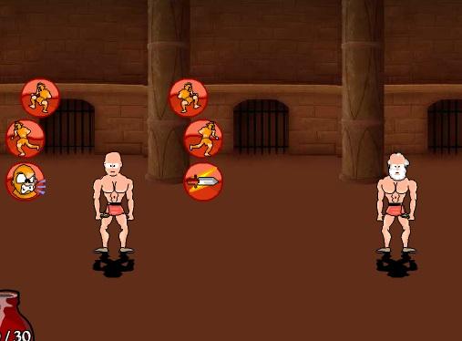 Игра Мечи и сандали 2 онлайн