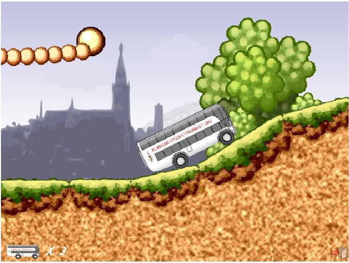Игра Symphonic Bus Tour онлайн