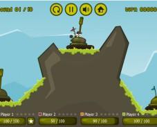 Игра Tank-Tank Challenge онлайн