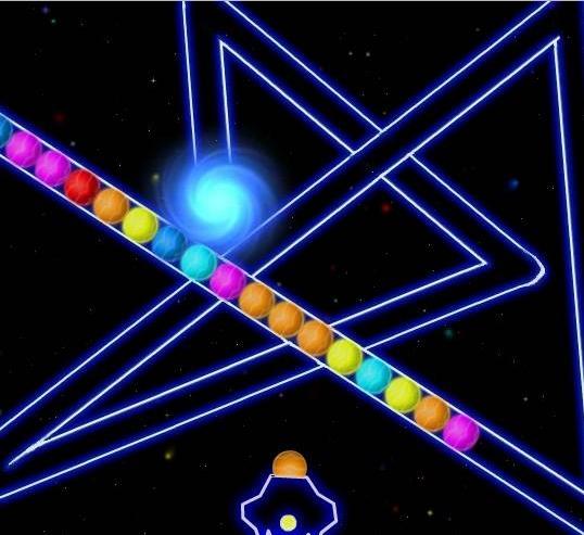 Игра The Space Rolling онлайн