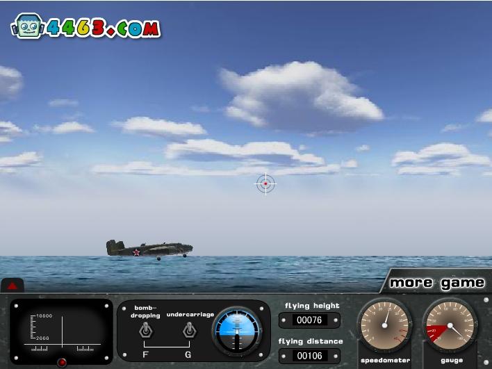 Игра The Wing of Bomber онлайн
