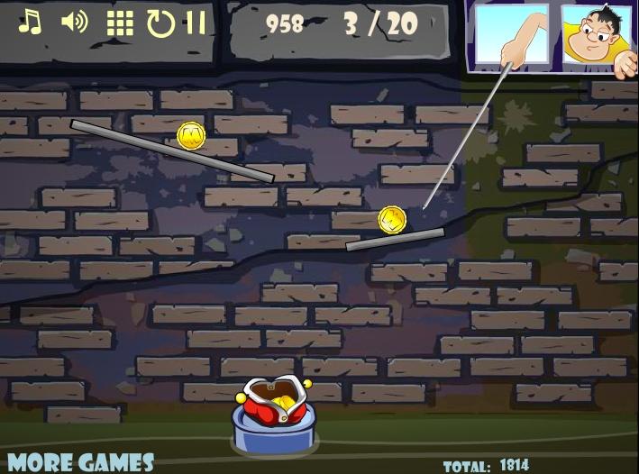 Игра Tommy Gold онлайн