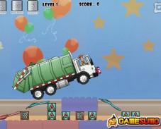 Игра Toy Story Truck онлайн