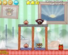 Игра Turkey Slice онлайн