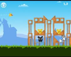 Игра Ugly Birds Season 1 онлайн