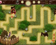 Игра Wizard Defense онлайн
