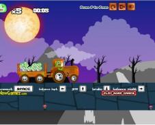 Игра Zombie Transporter онлайн