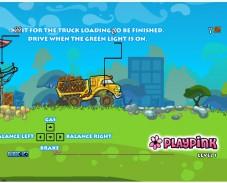 Игра Zoo Truck онлайн