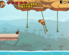 Игра Ёж и обезьяна онлайн
