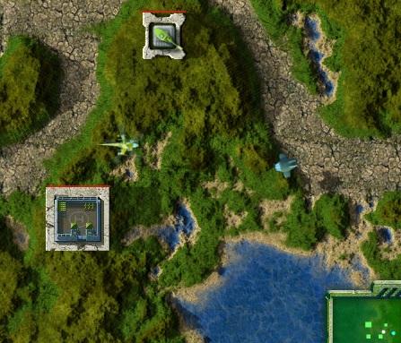 Игра Боевой вертолет онлайн