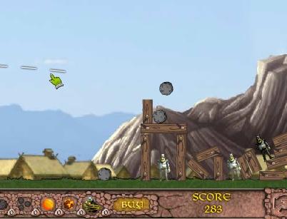 Игра Война Викинга онлайн