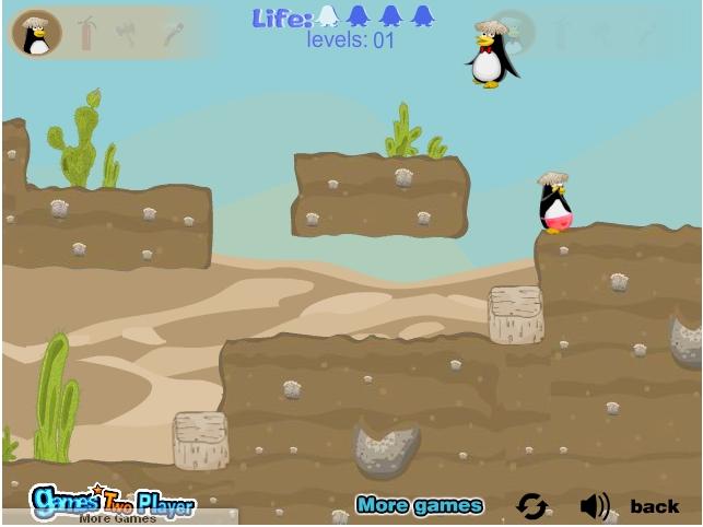 Игра Войны пингвинов 2 онлайн