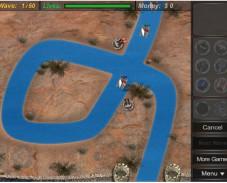 Игра Вторжение Лодок онлайн