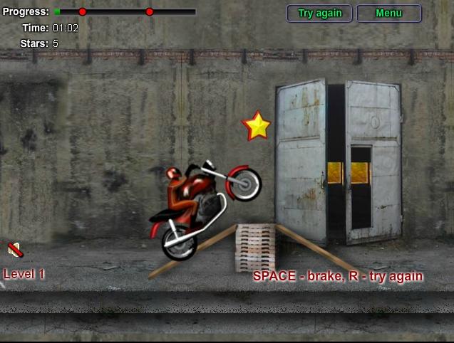 Игра Городские трюкачи онлайн
