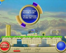 Игра Джип из будущего онлайн