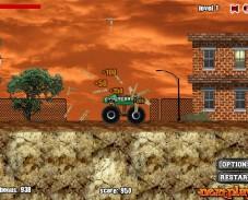 Игра Джип разрушитель онлайн