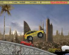 Игра Джип-такси онлайн