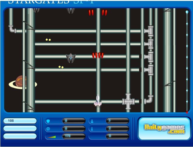 Игра Звездные врата онлайн
