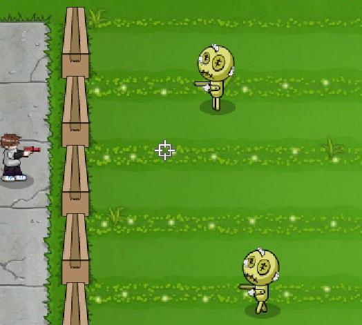 Игра Зомби Доллс онлайн