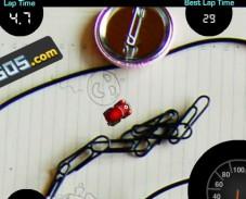 Игра Игрушечные гонки онлайн
