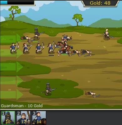 Игра Империя Аркеи онлайн