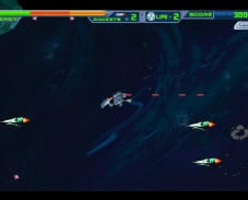 Игра Летающий робот онлайн