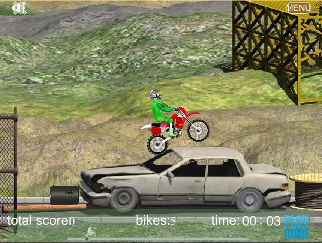 Игра Ловкий гонщик онлайн