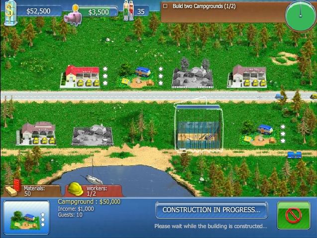 Игра Магнат отелей онлайн