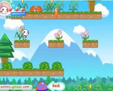 Игра Радужные кролики 4 онлайн