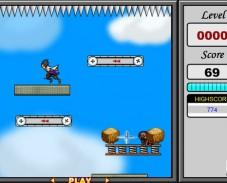 Игра Саске убегает онлайн