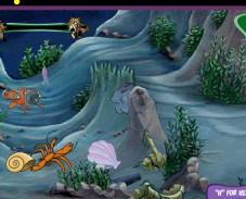 Игра Скуби Ду. Логово Нептуна онлайн