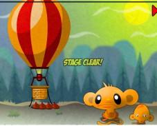 Игра Счастливая обезьянка 2 онлайн