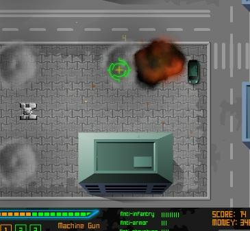 Игра Танк 2010 онлайн