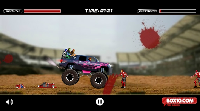 Игра Убийца зомби 2 онлайн