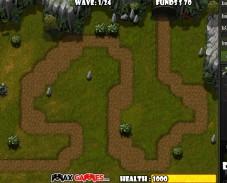 Игра Фронтовая обороны 2 онлайн
