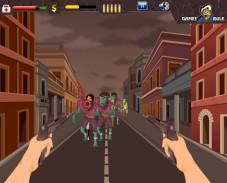 Игра Замочи зомби онлайн