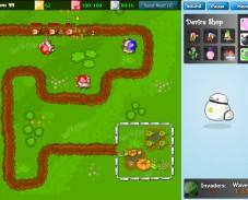 Игра Защити свой сад онлайн