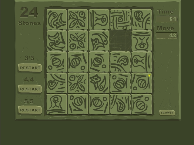 Игра 24 stones онлайн