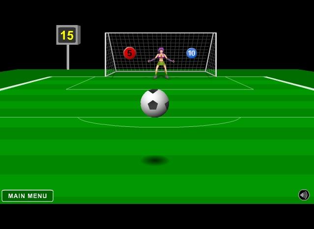Игра Android Soccer онлайн