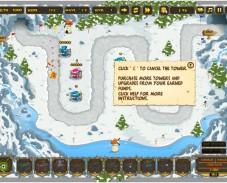 Игра Battle of Antartica онлайн