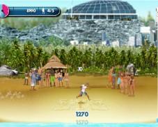 Игра Beach Skills Soccer онлайн