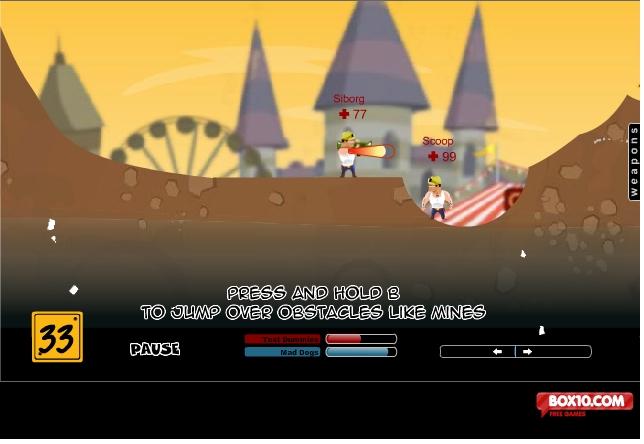Игра Builders Brawl онлайн