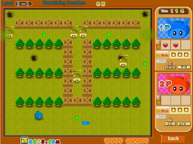 Игра Defend Amidol онлайн
