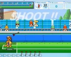 Игра DinoKids — Archery онлайн