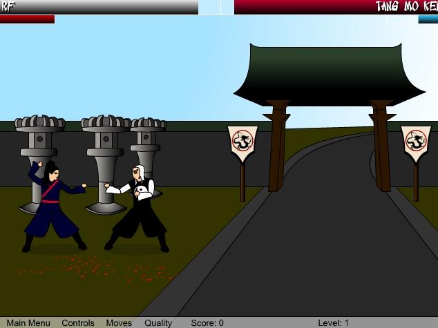 Игра Dragon Fist 2: Battle for t онлайн