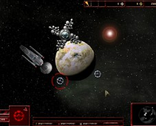 Игра Flash Trek: Broken Mirror онлайн